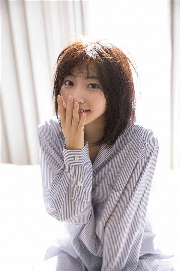 武田玲奈写真集《[YS-Web] vol.674 Rena Takeda 武田玲奈 - あなたに会えてよかった! 》高清全本[50P] 日系套图-第6张
