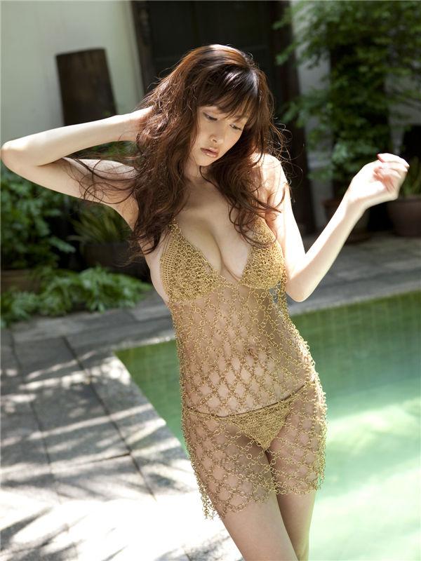 杉原杏璃写真集《[Sabra.net] 2010-11 new cover girl - 杉原杏璃 - AN-mirage》高清全本[100P] 日系套图-第4张
