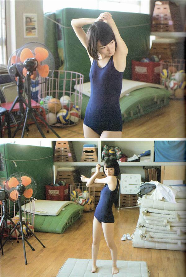 生驹里奈写真集《君の足跡》高清全本[131P] 日系套图-第5张
