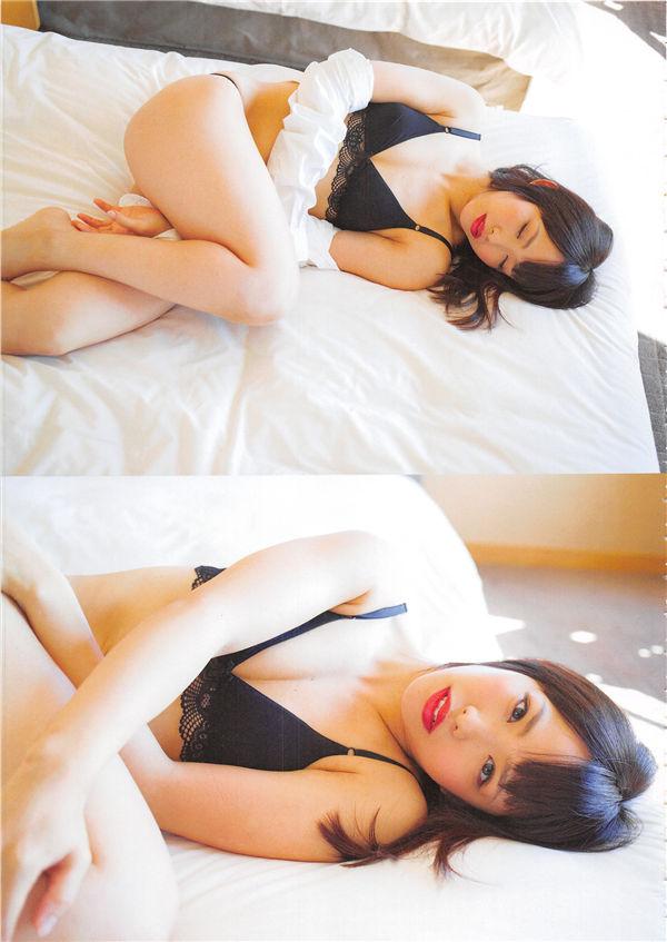 松村香织写真集《无修正(Mushusei)》高清完整版[青山裕企摄影][130P] 日系套图-第7张