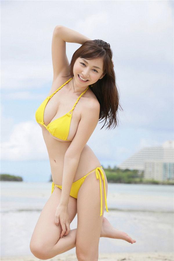 杉原杏璃写真集《[YS Web] 2014-05-01 Vol.601 Anri Sugihara 杉原杏璃》高清全本[121P] 日系套图-第1张