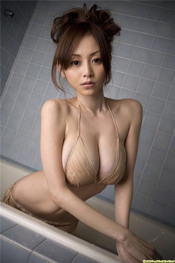 杉原杏璃写真集《[DGC] 2009.05 – NO.713 – Gravure Idols – Anri Sugihara 杉原杏璃》高清全本[118P] 日系套图-第5张