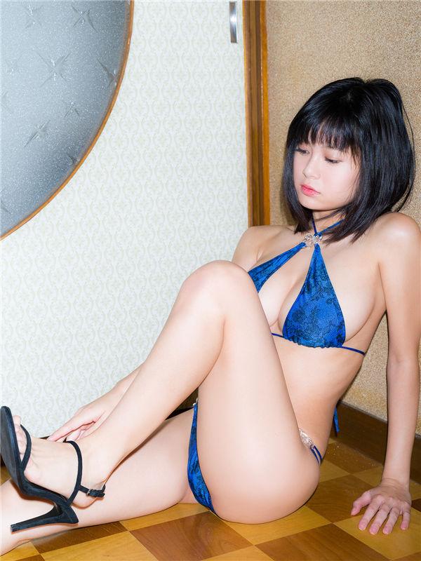 RaMu写真集《[Sabra.net] 2019.02 Strictly Girl RaMu『なんてたってアイドル80'S 2』》高清全本[40P] 日系套图-第5张
