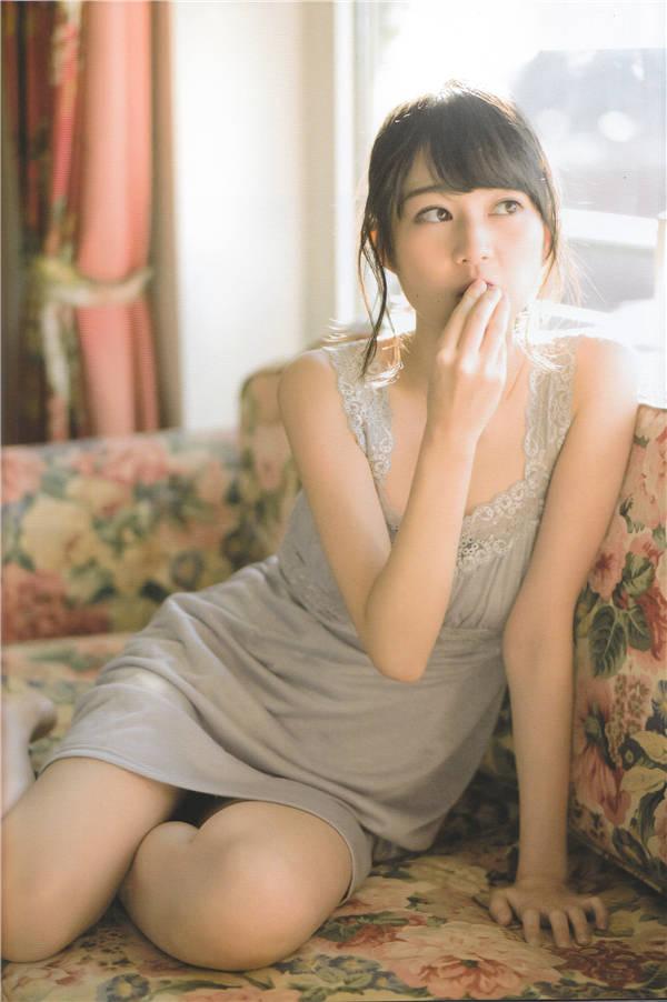 生田绘梨花1ST写真集《転調》高清全本[131P] 日系套图-第8张