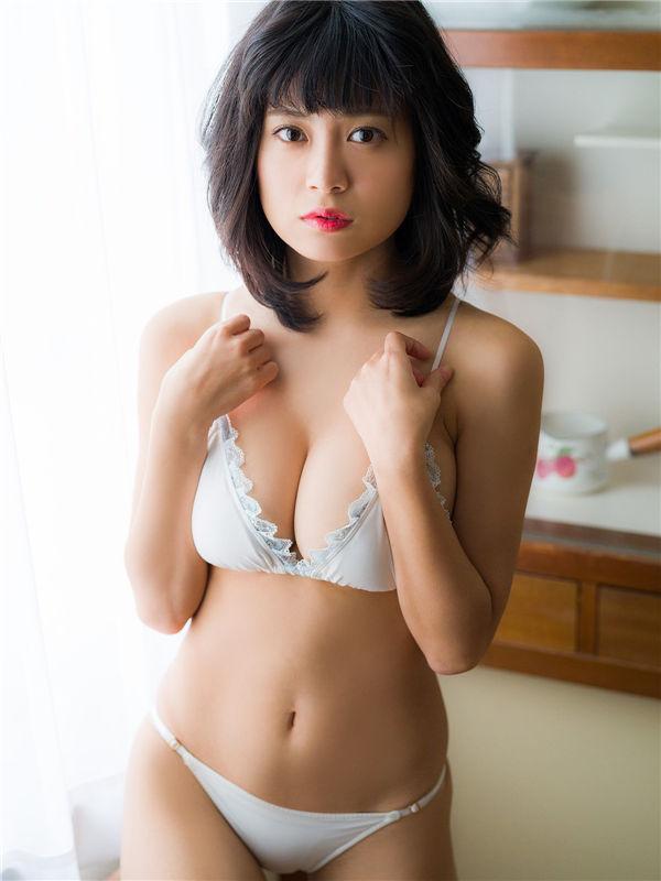 RaMu写真集《[Sabra.net] 2019.01 Cover Girl RaMu『なんてたってアイドル80'S』》高清全本[104P] 日系套图-第4张