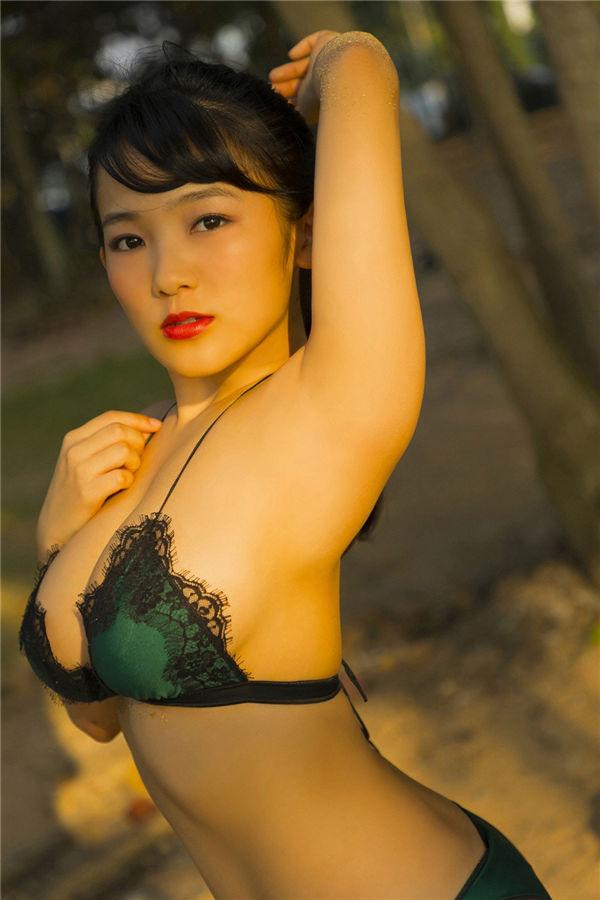 天木纯写真集《[YS-Web] 2018-08-08 Vol.813 Jun Amaki 天木じゅん》高清全本[117P] 日系套图-第6张