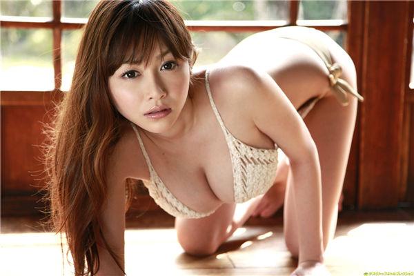 杉原杏璃写真集《[DGC] 2010.07 – NO.851 – Gravure Idols – Anri Sugihara 杉原杏璃》高清全本[90P] 日系套图-第5张