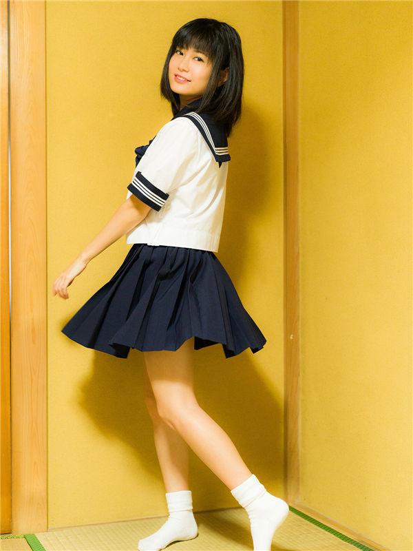 RaMu写真集《[Sabra.net] 2019.01 Cover Girl RaMu『なんてたってアイドル80'S』》高清全本[104P] 日系套图-第2张
