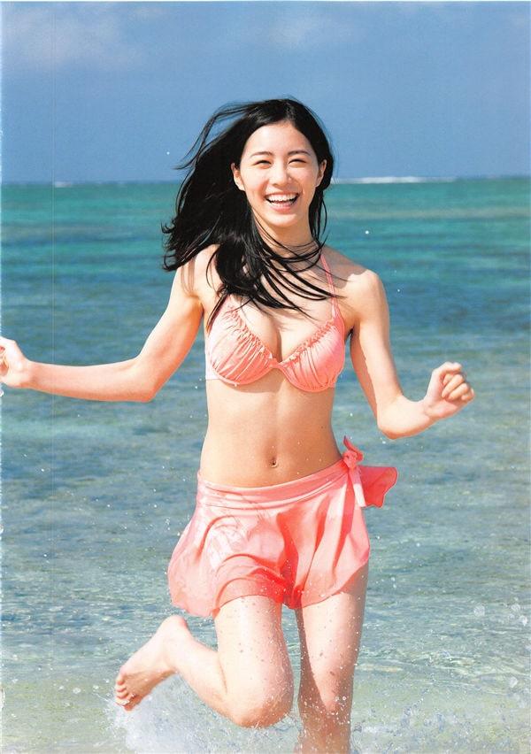 松井珠理奈1ST写真集《Jurina》高清全本[144P] 日系套图-第3张