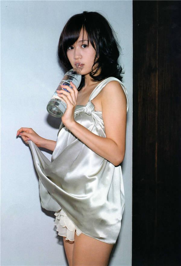前田敦子1ST写真集《はいっ。》高清全本[94P] 日系套图-第6张