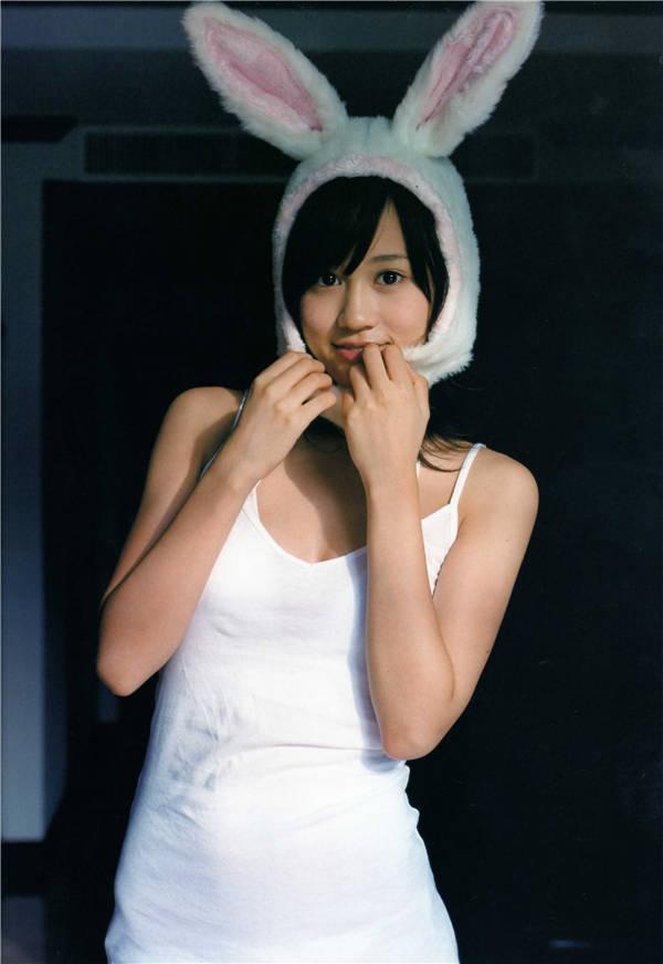 前田敦子1ST写真集《はいっ。》高清全本[94P] 日系套图-第3张