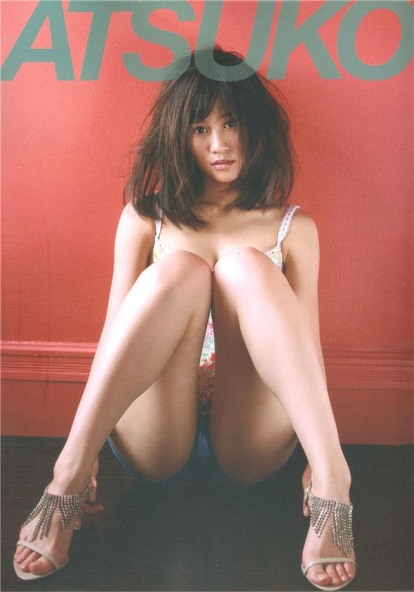 前田敦子写真集《ATSUKO》高清全本[132P] 日系套图-第1张