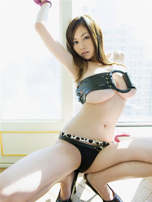 杉原杏璃写真集《[Sabra.net] 2009-04-10 cover girl ex - 杉原杏璃 - Dynamite Sniper 前編》高清全本[51P] 日系套图-第4张