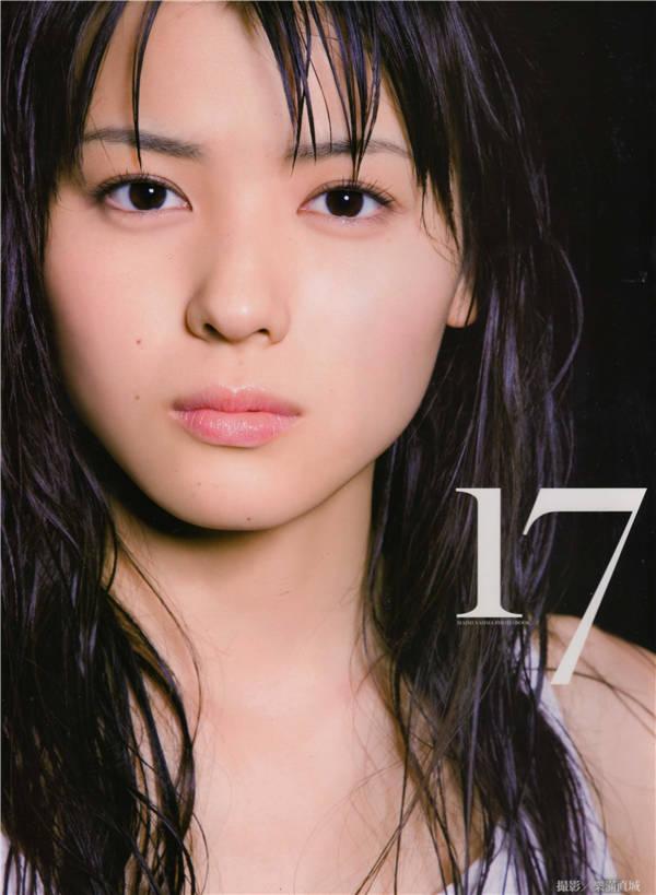 矢岛舞美写真集《17》高清全本[86P] 日系套图-第1张