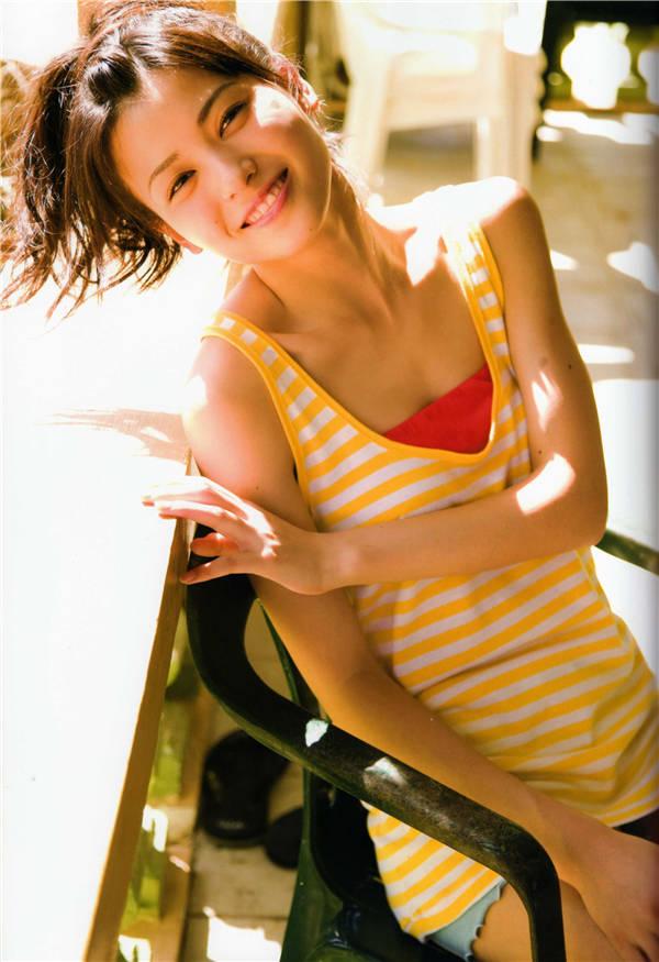 矢岛舞美写真集《17》高清全本[86P] 日系套图-第3张