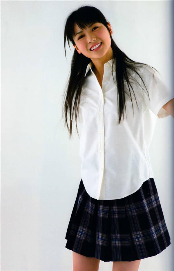 矢岛舞美写真集《17》高清全本[86P] 日系套图-第2张