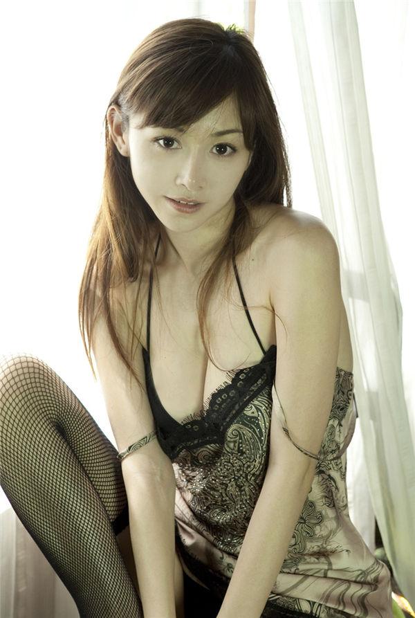 杉原杏璃写真集《[image.tv] 2010.08~09 Anri Sugihara 杉原杏璃 White Veil parts 前編 後編》高清全本[73P+2V] 日系套图-第6张