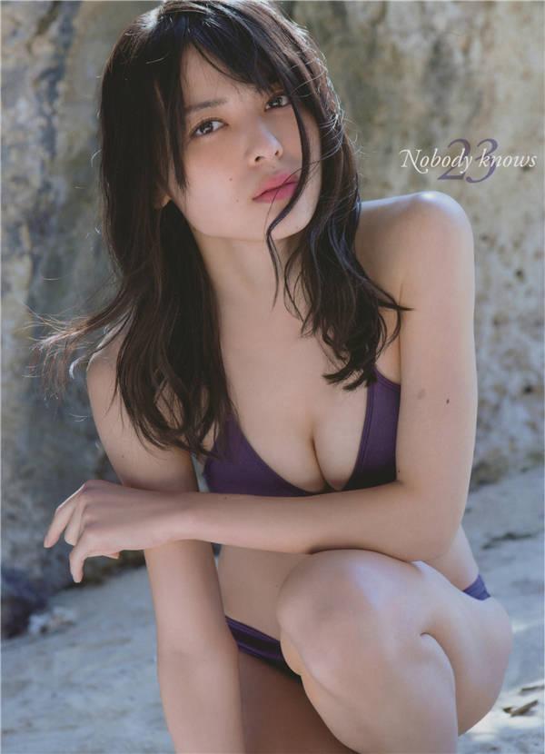 矢岛舞美写真集《Nobody knows 23》高清全本[99P] 日系套图-第1张