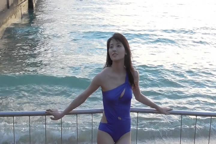 矢岛舞美DVD写真集《瞬き》高清完整版[1.24G] 日系视频-第4张