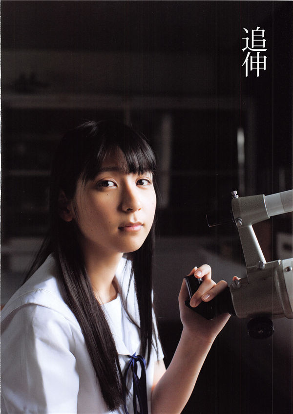 松冈菜摘写真集《追伸》高清全本[113P] 日系套图-第1张