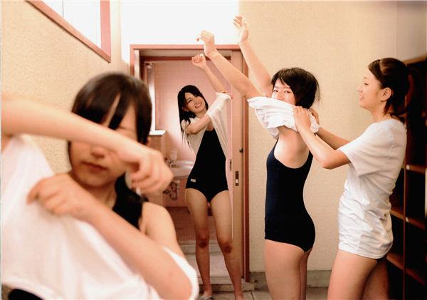 筱山纪信摄影作品《AKB48 窓からスカイツリーが見える》高清全本[154P] 日系套图-第2张