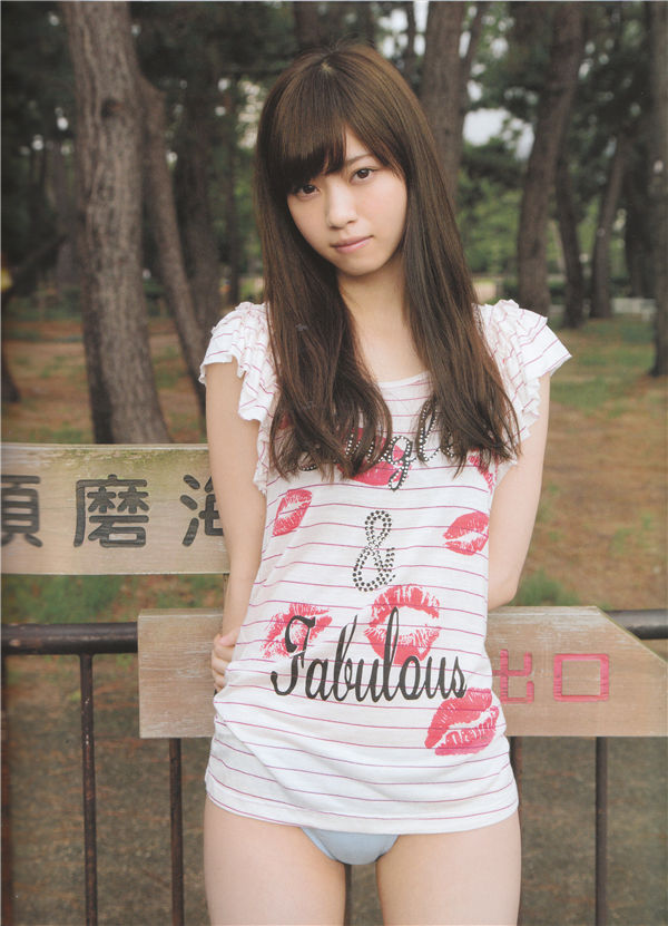 西野七濑1ST写真集《普段着》高清全本[129P] 日系套图-第3张