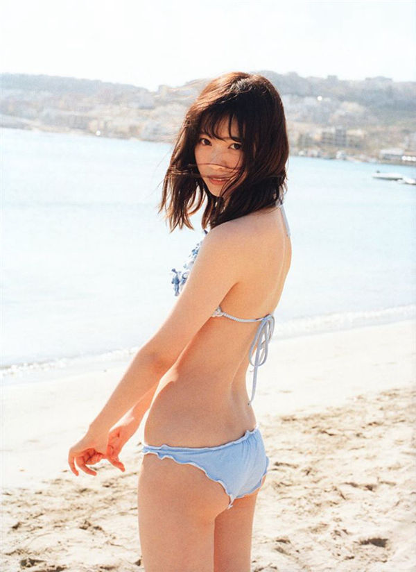 西野七濑写真集《风を着替えて》高清全本[167P] 日系套图-第4张