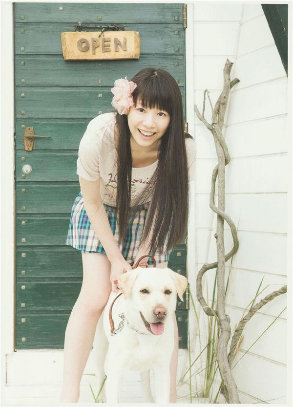 夏帆写真集《Breeze With Kinako》高清全本[125P] 日系套图-第5张