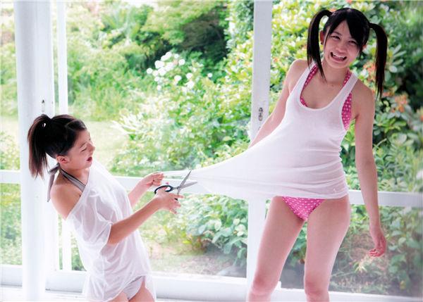 筱山纪信摄影作品《AKB48 窓からスカイツリーが見える》高清全本[154P] 日系套图-第5张