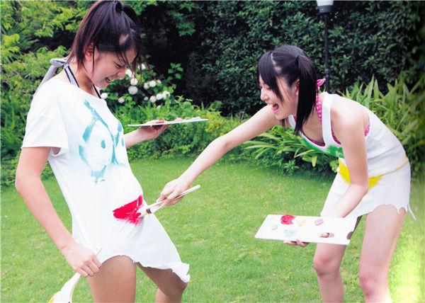 筱山纪信摄影作品《AKB48 窓からスカイツリーが見える》高清全本[154P] 日系套图-第6张