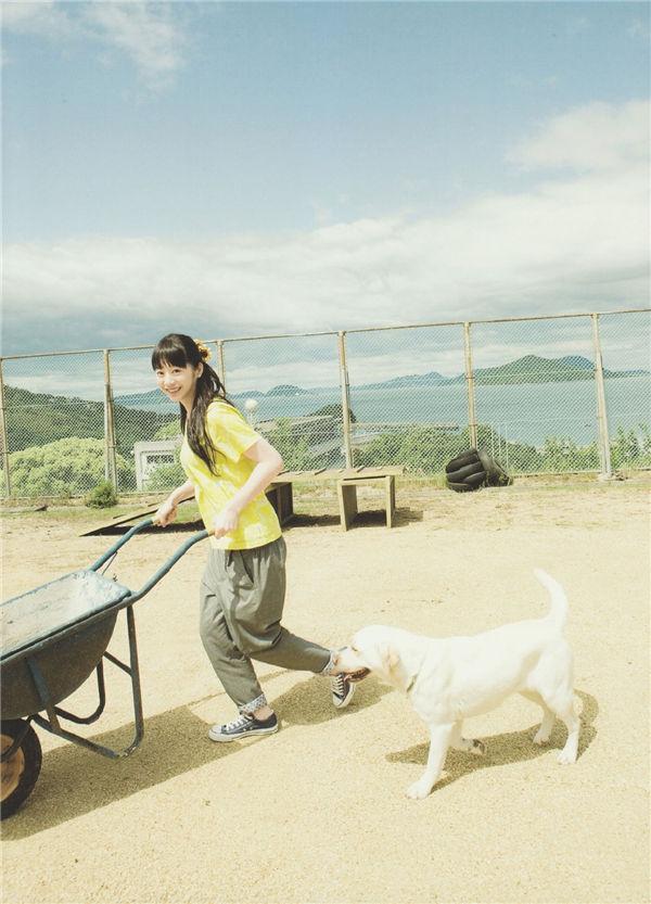 夏帆写真集《Breeze With Kinako》高清全本[125P] 日系套图-第6张