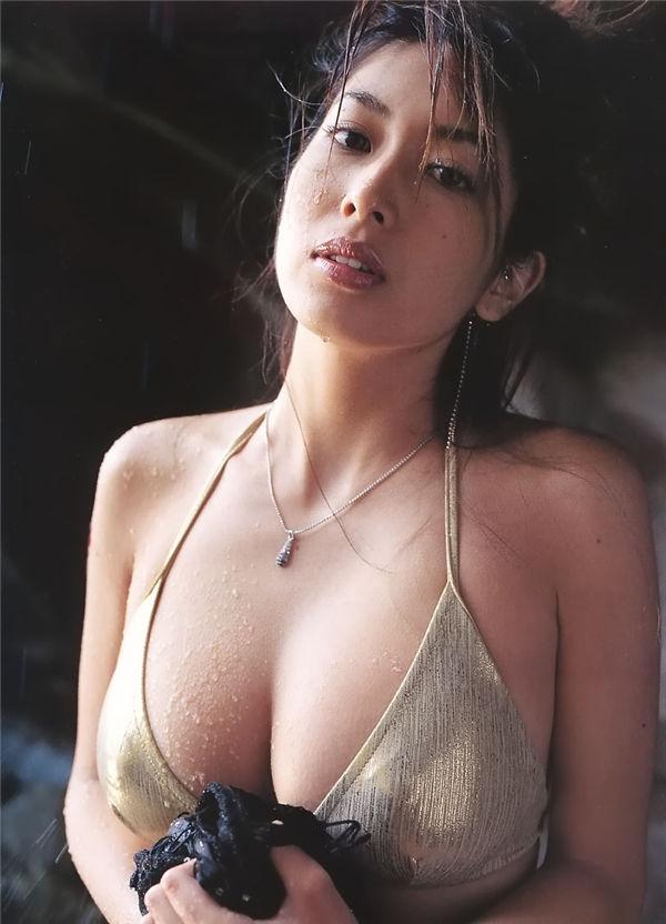 小林惠美写真集《HAPPENING》高清全本[115P] 日系套图-第2张