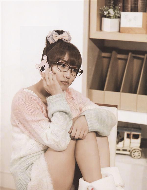AKB48写真集《Twenty-Four Hours》高清全本[149P] 日系套图-第3张