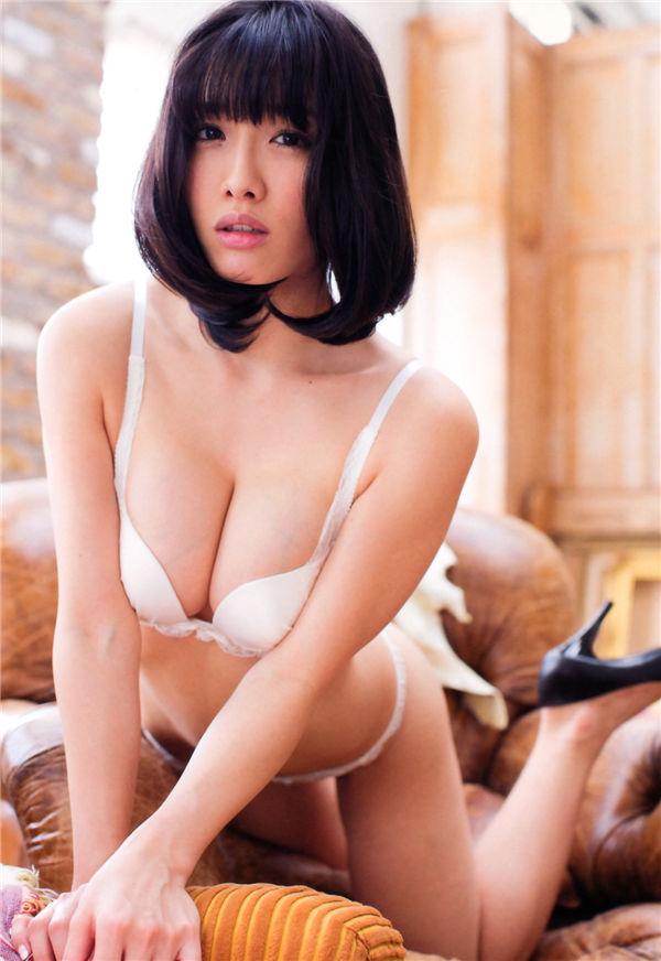 今野杏南写真集《あんなカラダ》高清全本[84P] 日系套图-第2张