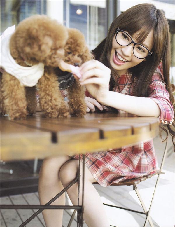 AKB48写真集《Twenty-Four Hours》高清全本[149P] 日系套图-第4张
