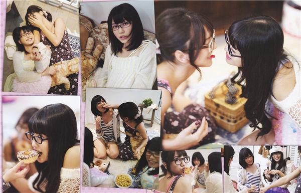 AKB48写真集《Twenty-Four Hours》高清全本[149P] 日系套图-第7张
