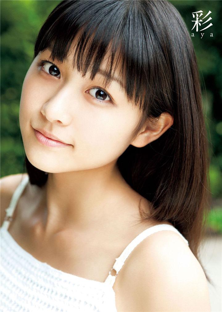 和田彩花DVD写真集《彩 aya》高清完整版[294M] 日系视频-第1张
