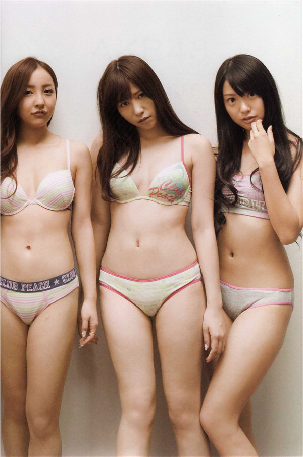 AKB48写真集《AKB48 FASHION BOOK わがままガールフレンド ~おしゃれプリンセスを探せ!》高清全本[93P] 日系套图-第3张