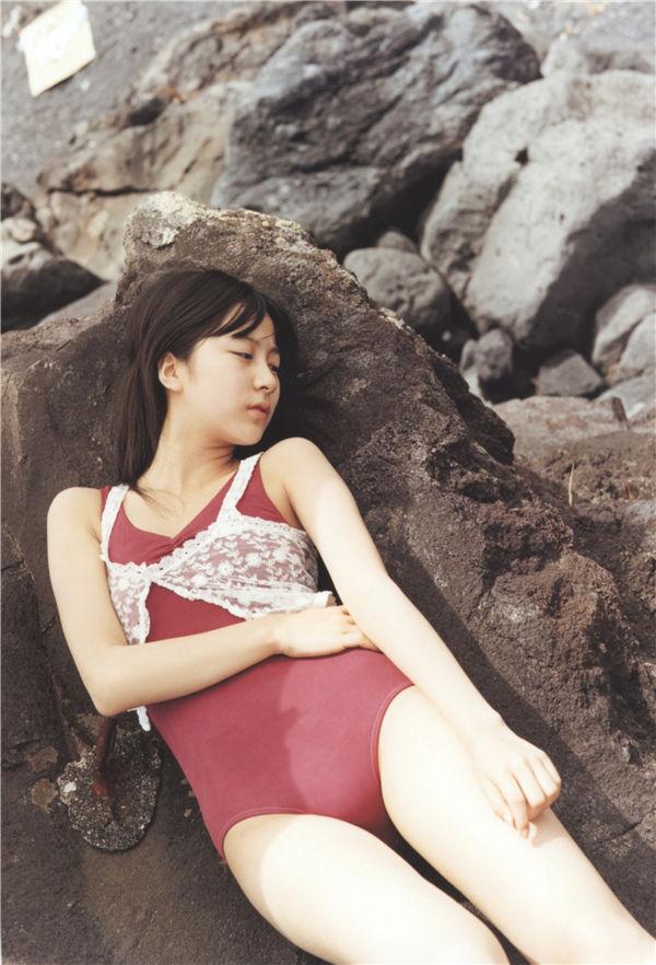 小野惠令奈写真集《惠令奈~14岁の夏~》高清全本[81P] 日系套图-第2张