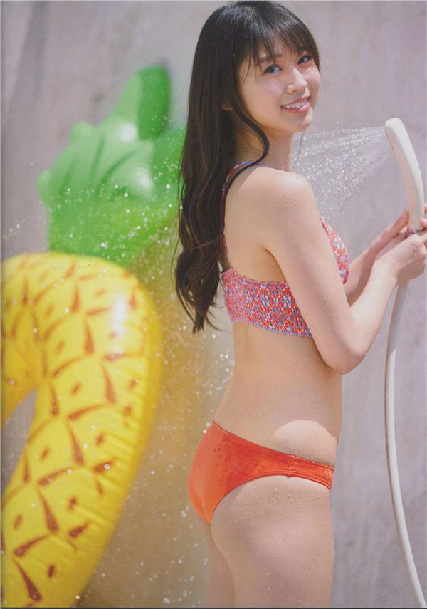 牧野真莉爱写真集《Summer Days》高清全本[66P] 日系套图-第4张