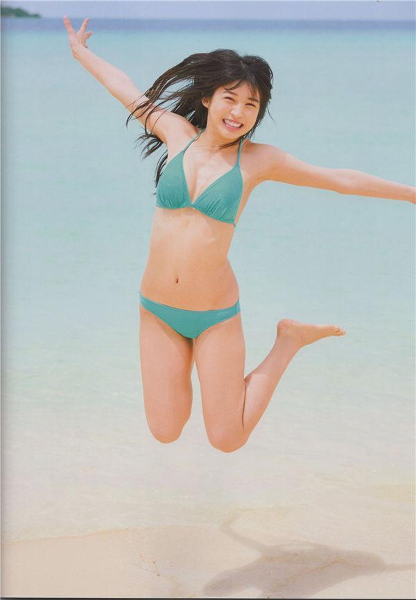 牧野真莉爱写真集《Summer Days》高清全本[66P] 日系套图-第6张