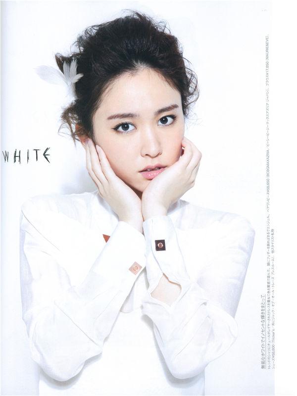 新垣结衣写真集《Fashion Photo Magazine 2012》高清全本[116P] 日系套图-第2张