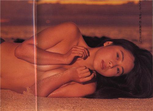 坂井泉水写真集《NOCTURNE》高清全本[80P] 日系套图-第8张