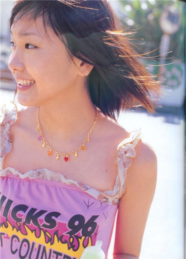 新垣结衣写真集《Nicola 2004年4月号别册 Gacky Book》高清全本[84P] 日系套图-第5张