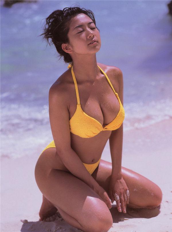 优香写真集《Sirena》高清全本[56P] 日系套图-第5张