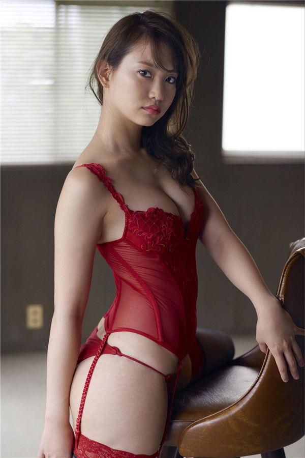 永尾玛利亚写真集《小恶魔ランジェリー》高清全本[53P] 日系套图-第6张
