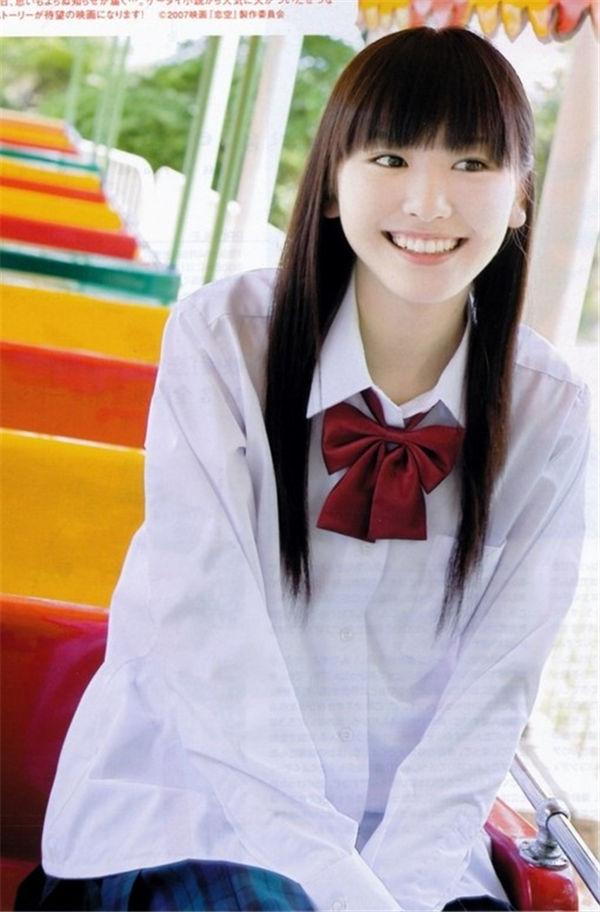 新垣结衣写真集《恋空电影画报》高清全本[95P] 日系套图-第2张