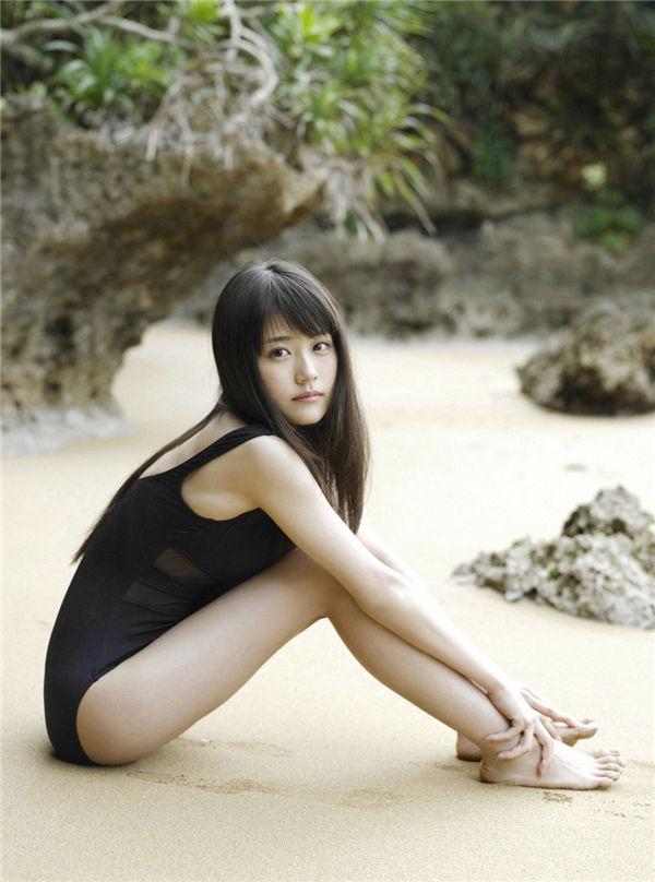有村架纯写真集《[WPB-net] No.145 Kasumi Arimura – あの島へ。~いつかの「私」を探す旅~》高清全本[133P+17V] 日系套图-第3张