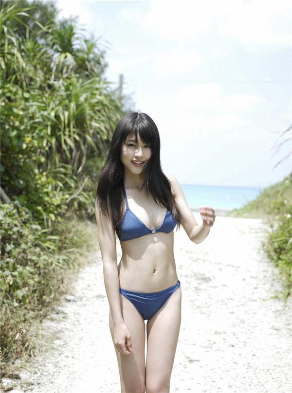 有村架纯写真集《[WPB-net] No.145 Kasumi Arimura – あの島へ。~いつかの「私」を探す旅~》高清全本[133P+17V] 日系套图-第6张
