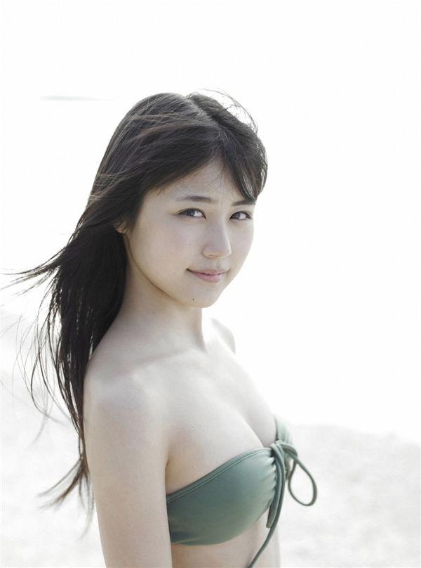 有村架纯写真集《[WPB-net] No.145 Kasumi Arimura – あの島へ。~いつかの「私」を探す旅~》高清全本[133P+17V] 日系套图-第4张